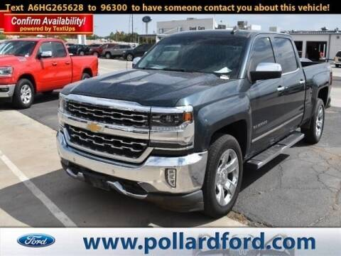 2017 Chevrolet Silverado 1500 for sale at South Plains Autoplex by RANDY BUCHANAN in Lubbock TX