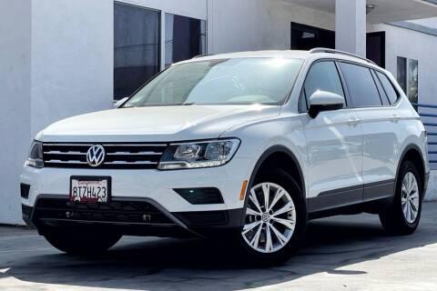 2020 Volkswagen Tiguan for sale at Fastrack Auto Inc in Rosemead CA