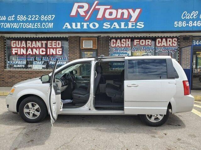 2010 Dodge Grand Caravan for sale at R Tony Auto Sales in Clinton Township MI