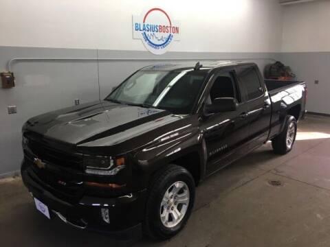 2018 Chevrolet Silverado 1500 for sale at WCG Enterprises in Holliston MA