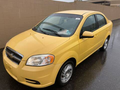 2011 Chevrolet Aveo for sale at Blue Line Auto Group in Portland OR