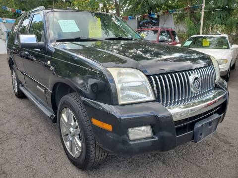 2008 Mercury Mountaineer for sale at New Plainfield Auto Sales in Plainfield NJ