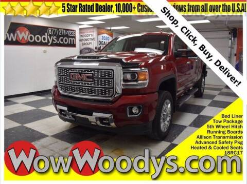 2018 GMC Sierra 2500HD for sale at WOODY'S AUTOMOTIVE GROUP in Chillicothe MO