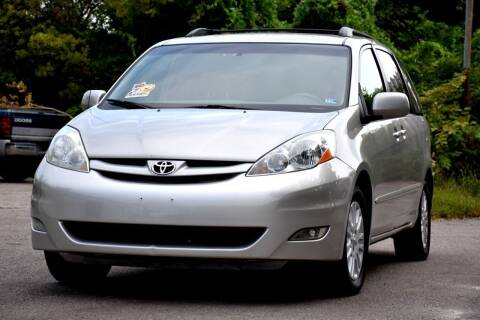 2008 Toyota Sienna for sale at Wheel Deal Auto Sales LLC in Norfolk VA