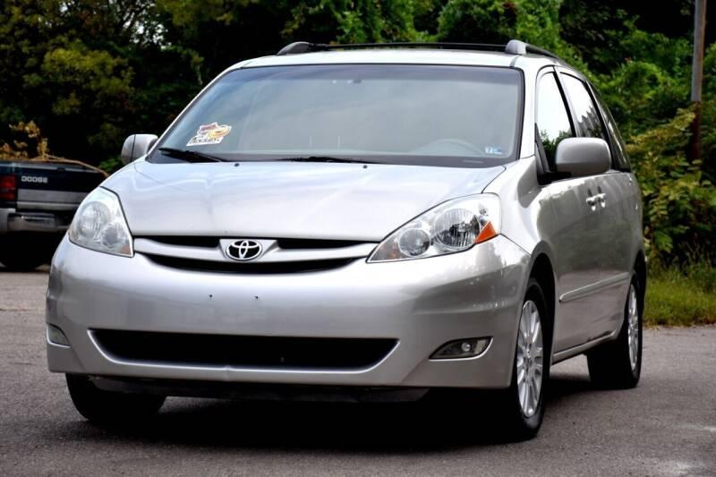 2008 Toyota Sienna for sale at Wheel Deal Auto Sales LLC in Norfolk VA