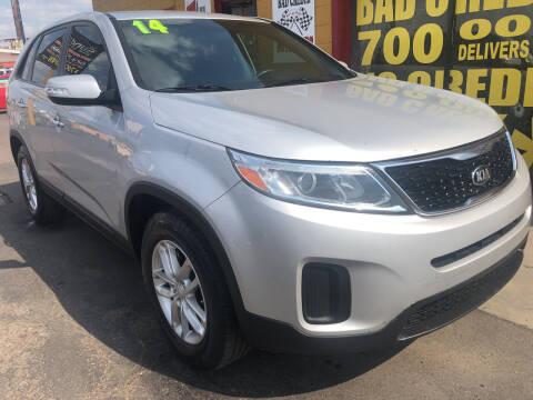2014 Kia Sorento for sale at Sunday Car Company LLC in Phoenix AZ