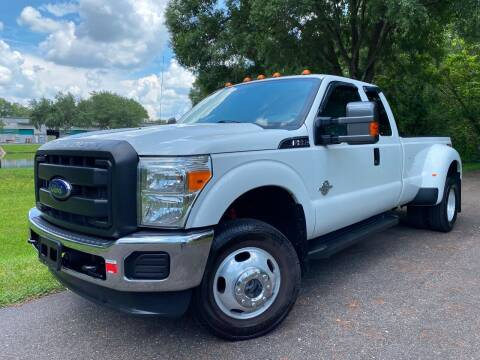 2013 Ford F-350 Super Duty for sale at Powerhouse Automotive in Tampa FL