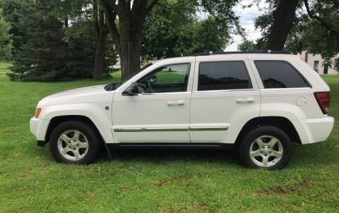 2006 Jeep Grand Cherokee for sale at Midway Car Sales in Austin MN