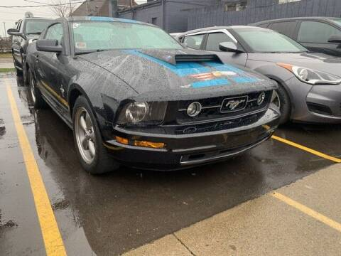 2006 Ford Mustang for sale at Martell Auto Sales Inc in Warren MI