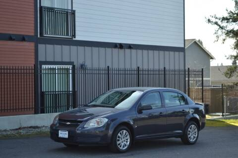 2009 Chevrolet Cobalt for sale at Skyline Motors Auto Sales in Tacoma WA