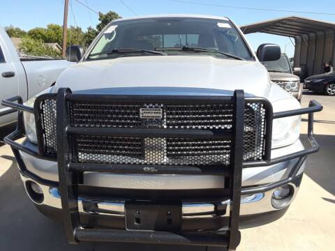 2008 Dodge Ram Pickup 1500 for sale at Auto Haus Imports in Grand Prairie TX