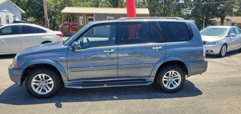 2005 Suzuki XL7 for sale at Aaron's Auto Sales in Poplar Bluff MO