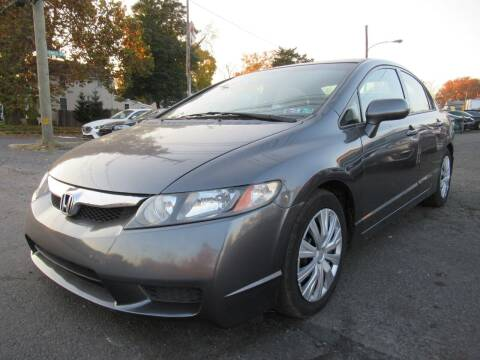 2010 Honda Civic for sale at PRESTIGE IMPORT AUTO SALES in Morrisville PA
