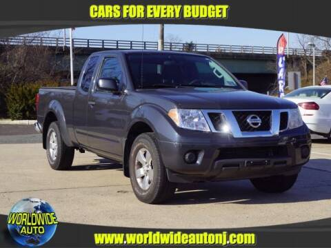 2012 Nissan Frontier for sale at Worldwide Auto in Hamilton NJ