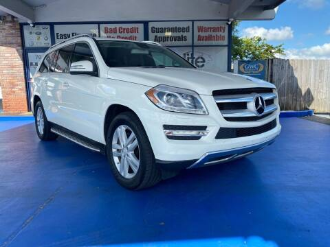 2013 Mercedes-Benz GL-Class for sale at ELITE AUTO WORLD in Fort Lauderdale FL