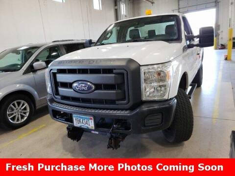 2014 Ford F-350 Super Duty for sale at Nyhus Family Sales in Perham MN