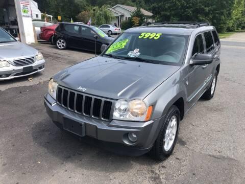 2007 Jeep Grand Cherokee for sale at Washington Auto Repair in Washington NJ