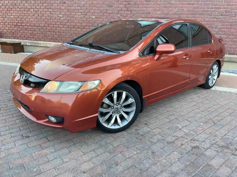 2009 Honda Civic for sale at Euroasian Auto Inc in Wichita KS