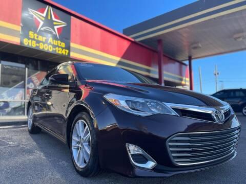 2014 Toyota Avalon for sale at Star Auto Inc. in Murfreesboro TN