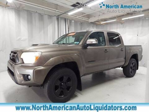 2012 Toyota Tacoma for sale at North American Auto Liquidators in Essington PA