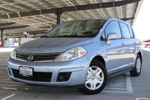 2010 Nissan Versa for sale at Car Hero LLC in Santa Clara CA