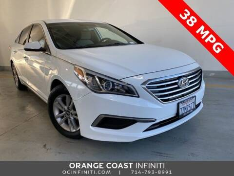 2016 Hyundai Sonata for sale at ORANGE COAST CARS in Westminster CA