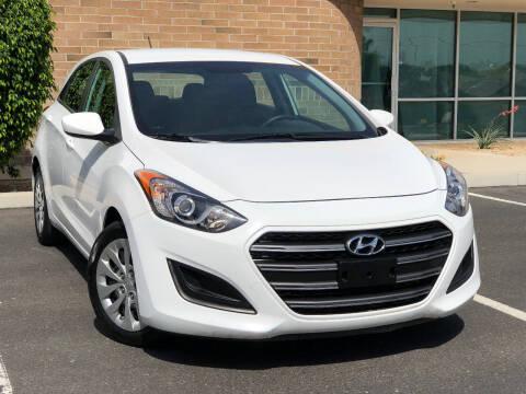 2017 Hyundai Elantra GT for sale at AKOI Motors in Tempe AZ