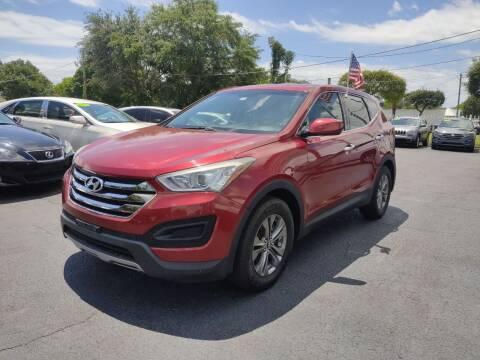 2014 Hyundai Santa Fe Sport for sale at Bargain Auto Sales in West Palm Beach FL