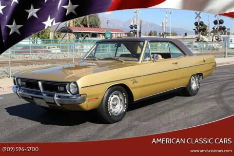 1971 Dodge Dart for sale at American Classic Cars in La Verne CA