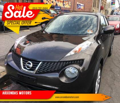 2013 Nissan JUKE for sale at ARXONDAS MOTORS in Yonkers NY