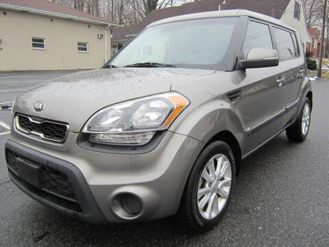 2013 Kia Soul for sale at Mercury Auto Sales in Woodland Park NJ