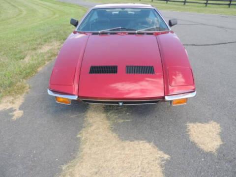 1972 De Tomaso Pantera for sale at Hines Auto Sales in Marlette MI