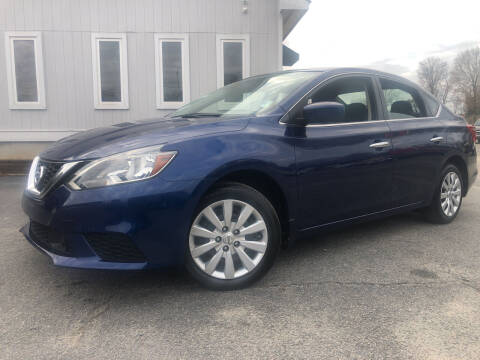 2019 Nissan Sentra for sale at Beckham's Used Cars in Milledgeville GA