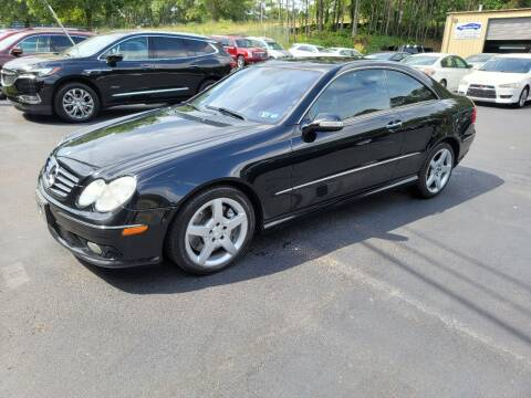 2005 Mercedes-Benz CLK for sale at GA Auto IMPORTS  LLC in Buford GA
