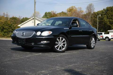 2008 Buick LaCrosse for sale at Herman's Motor Sales Inc in Hurt VA