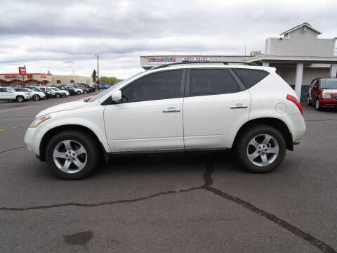 2005 Nissan Murano for sale at Miller's Economy Auto in Redmond OR