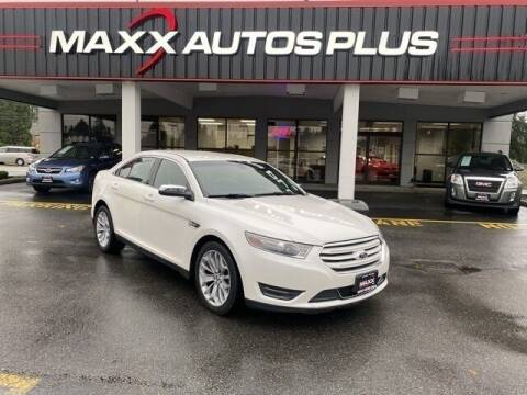 2014 Ford Taurus for sale at Maxx Autos Plus in Puyallup WA
