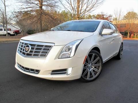 2013 Cadillac XTS for sale at Top Rider Motorsports in Marietta GA