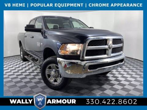 2017 RAM Ram Pickup 2500 for sale at Wally Armour Chrysler Dodge Jeep Ram in Alliance OH