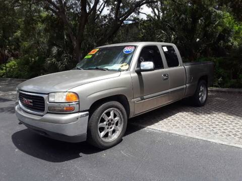 2001 GMC Sierra 1500 for sale at AUTO IMAGE PLUS in Tampa FL