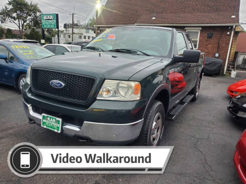 2005 Ford F-150 for sale at Kar Connection in Little Ferry NJ
