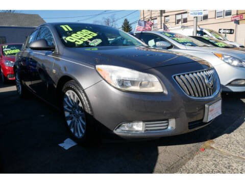 2011 Buick Regal for sale at M & R Auto Sales INC. in North Plainfield NJ