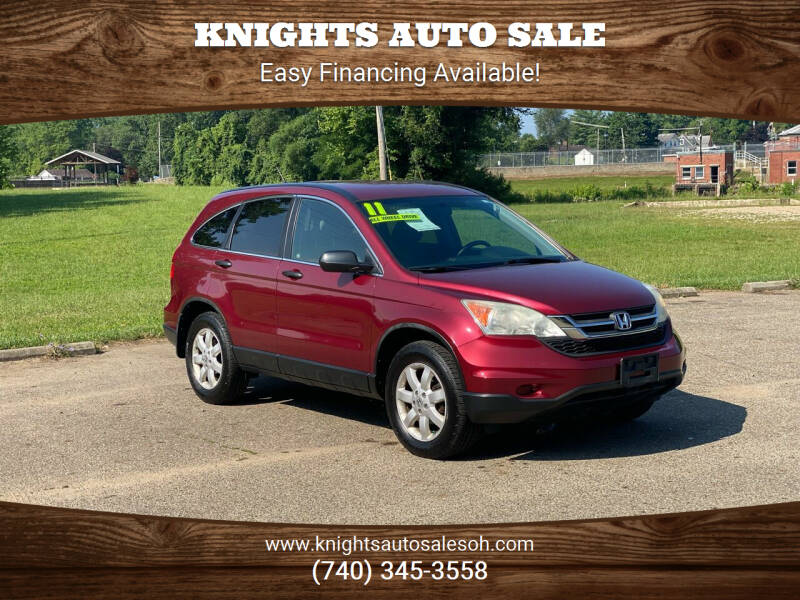 2011 Honda CR-V for sale at Knights Auto Sale in Newark OH