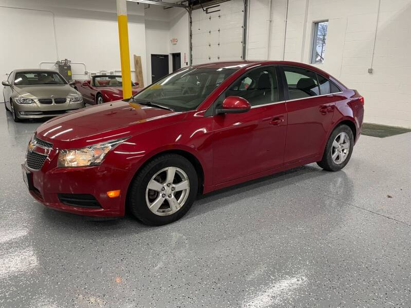 2012 Chevrolet Cruze for sale at The Car Buying Center in Saint Louis Park MN