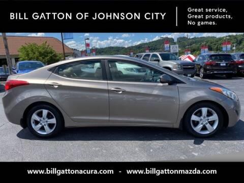 2013 Hyundai Elantra for sale at Bill Gatton Used Cars - BILL GATTON ACURA MAZDA in Johnson City TN