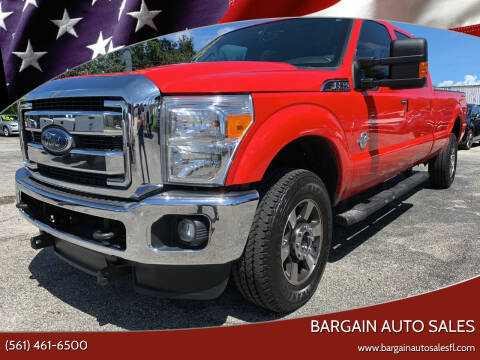 2016 Ford F-350 Super Duty for sale at Bargain Auto Sales in West Palm Beach FL