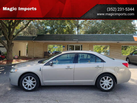 2010 Lincoln MKZ for sale at Magic Imports in Melrose FL