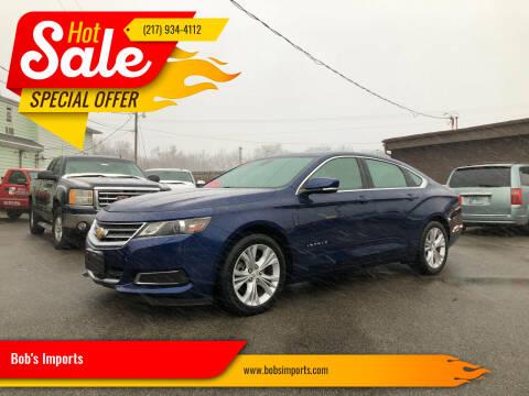 2014 Chevrolet Impala for sale at Bob's Imports in Clinton IL