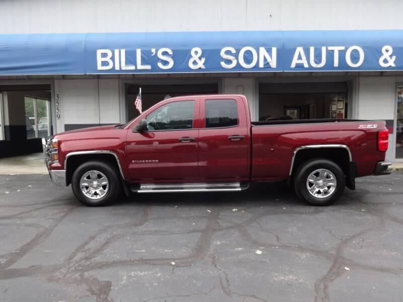 2014 Chevrolet Silverado 1500 for sale at Bill's & Son Auto/Truck Inc in Ravenna OH