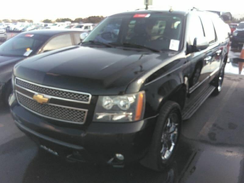 2008 Chevrolet Suburban for sale at Buy Here Pay Here Lawton.com in Lawton OK